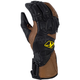 Brown Long Adventure Gloves