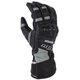 Black/Gray Long Quest Gloves