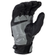 Black/Gray Short Quest Gloves