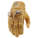 Tan Retrograde Gloves