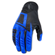 Blue Wireform Gloves