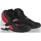 Black/White/Red Vented SMX-1R Boot