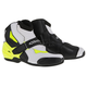 Black/White/Yellow Vented SMX-1R Boot