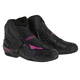 Women's Black/Pink Stella SMX-1R Boot