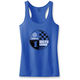 Women's Royal Blue Yamaha Tank Top