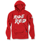 Youth Red Honda Hoody