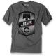 Charcoal JGRMX Piston Premium T-Shirt