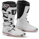 Youth White SG-J Boots
