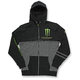 Black Covert Monster Energy Hoody