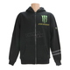 Black Blaze Monster Energy Hoody