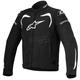 Black T-GP Pro Textile Jacket
