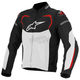Black/White/Red T-GP Pro Air Textile Jacket