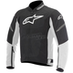 Black/White Viper Air Textile Jacket