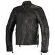 Black Brera Leather Jacket
