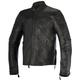 Black Brera Leather Jacket