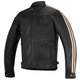 Black Charlie Leather Jacket