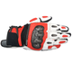 Black/White/Red SPX Air Carbon Gloves