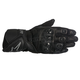 Black/Gray SP Air Leather Glove