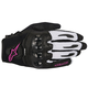 Women's Black/White/Fuschia Stella SMX-1 Air Glove