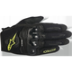 Women's Black/Yellow Stella SMX-1 Air Glove