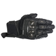 Stella Black SPX Air Carbon Leather Gloves