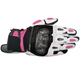 Stella Black/White/Fuschia SPX Air Carbon Leather Gloves