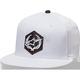 White Maximum Hat