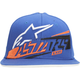 Blue Precise Hat
