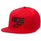 Red Ride Flat Hat