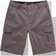 Charcoal Radar Shorts