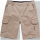 Khaki Radar Shorts