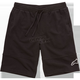 Black Spin Shorts
