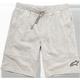 Gray Spin Shorts