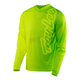 Fluorescent Yellow/Green GP Air 50/50 Jersey
