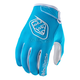 Youth Light Blue Air Gloves