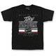 Men's Black Factory T-Shirt