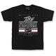 Men's Black Factory T-Shirt