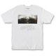 Men's White Destroy the Start T-Shirt