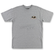 Men's Heather Gray Eagle T-Shirt
