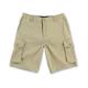 Khaki Angler Cargo Shorts