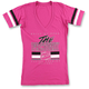 Women's Pink Factory Girl T-Shirt