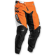 Youth White/Orange Fuse Air Pants