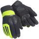 Black/Hi-Viz DXR Gloves