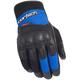 Black/Blue HDX 3 Gloves