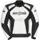 White/Black Latigo 2.0 Leather Jacket
