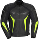 Black/Hi-Viz Latigo 2.0 Leather Jacket