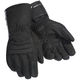 Women's Black Mid-Tex Gloves