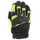 Hi-Viz/Black Hammer Down Mesh Gloves