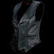 Women's Black 44 Vest