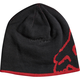 Black/Red Streamliner Beanie - 14696-003-OS
